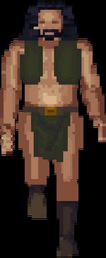 Arena - Barbarian