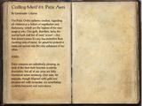 Category Online Crafting Motifs Elder Scrolls Fandom