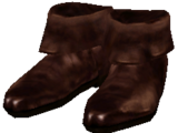 Nistor's Boots