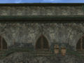 Mournhold Great Bazaar Armory Exterior View.png