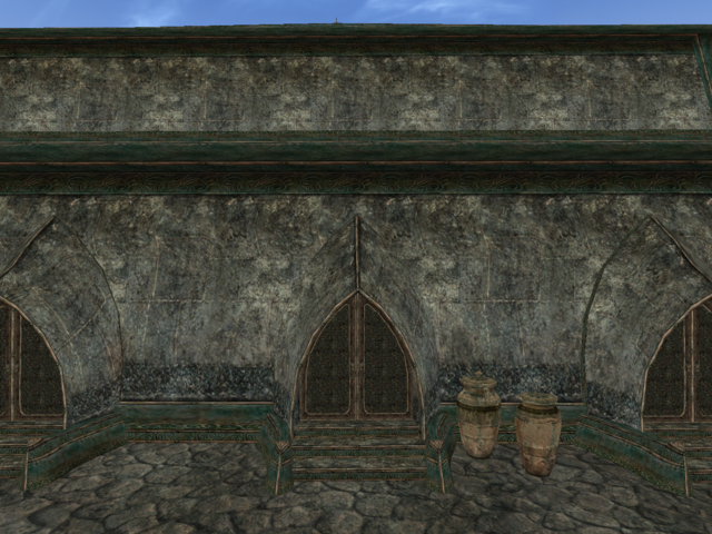 File:Mournhold Great Bazaar Armory Exterior View.png