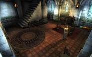 Ontus Vanin's house interior