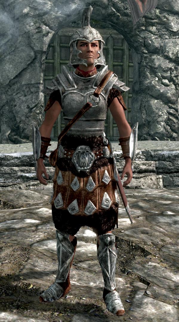 Imperial Captain Elder Scrolls Fandom Powered By Wikia