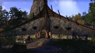 Здание в Крепости Каменного зуба 2