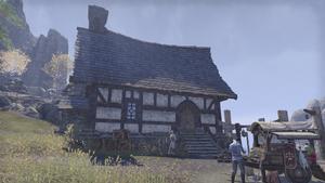 Здание в деревне Северной Соли 1