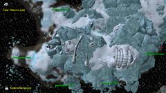 Руины Небесного храма - план