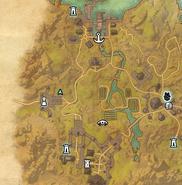 Bal Foyen Treasure Map II MiniMap