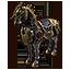 Dwarven War Horse Двемерский боевой конь иконка