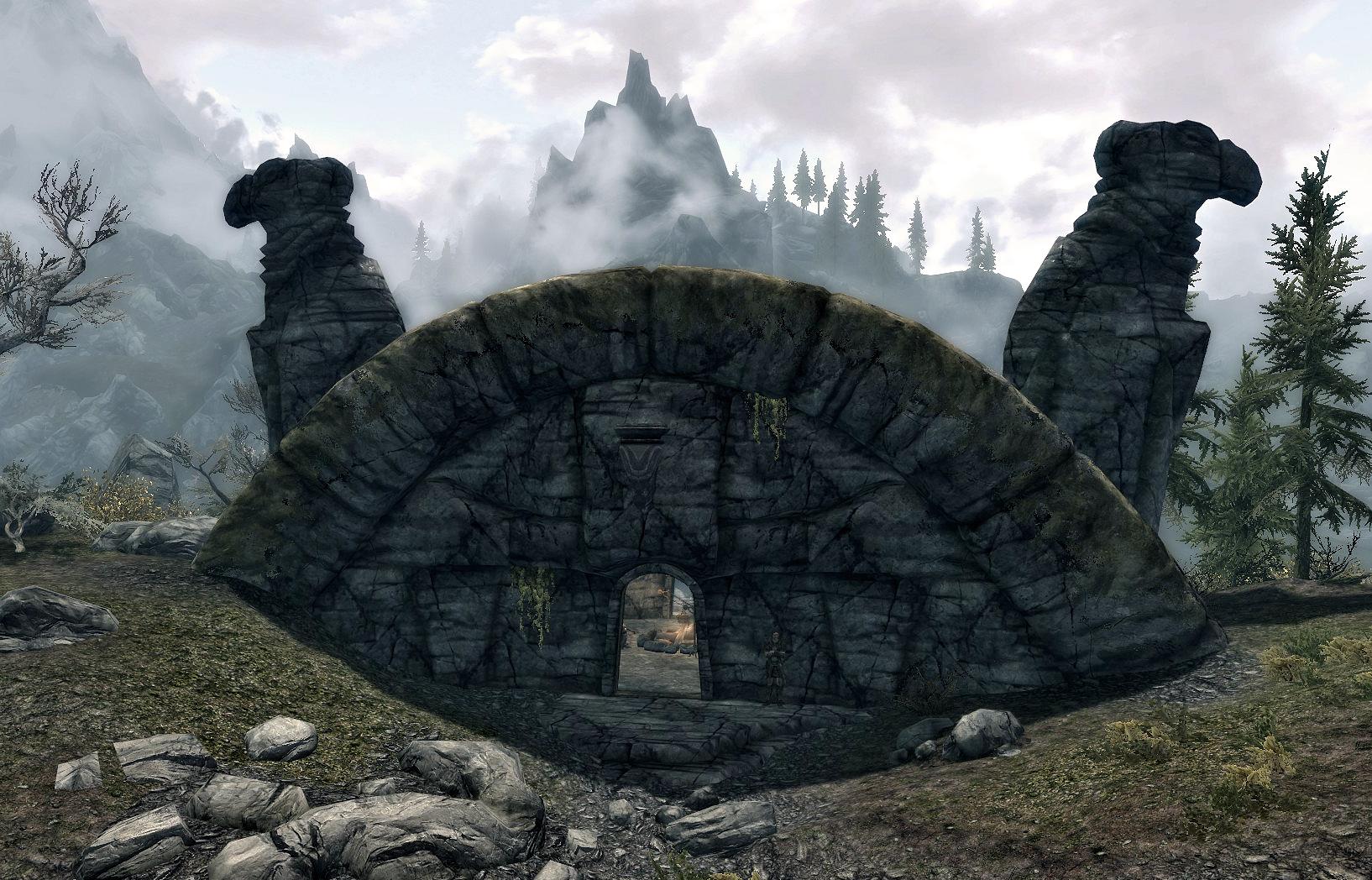 Four Skull Lookout Elder Scrolls Fandom Powered By Wikia