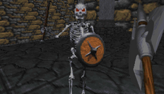 Skeleton(Daggerfall)