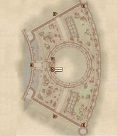 Арена. Карта