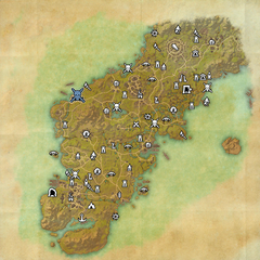 Гленумбра-Морской наблюдательный пост-Карта