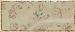 Лагерь Расавы. план