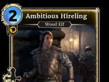 Ambitious Hireling