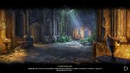 Eldbur Sanctuary Loading Screen