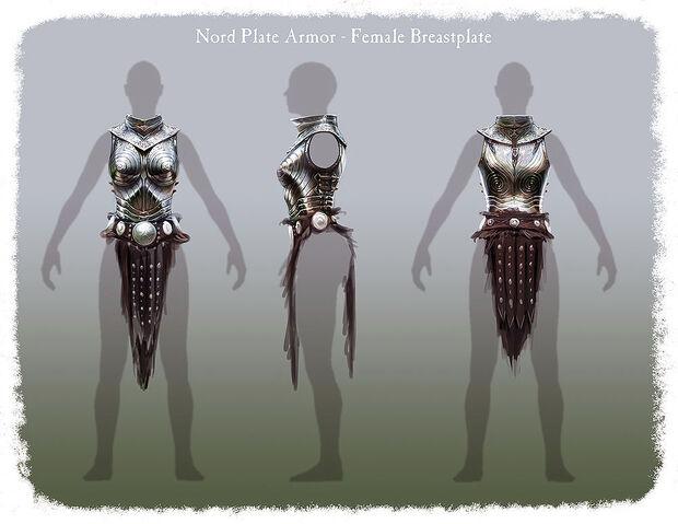 File:Nord Plate Armor Female Breastplate.jpg