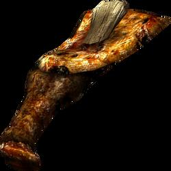 Roast ox leg