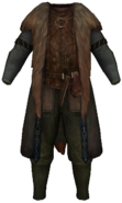 TESV Ulfric's Clothes Unfolded M