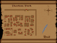 Thorkan Park view full map