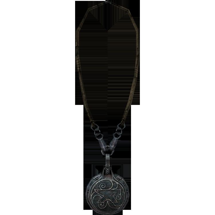 Amulet of Zenithar Elder Scrolls