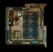 Каетон Телванни комната мага. План