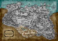 Фолкрит владение карта