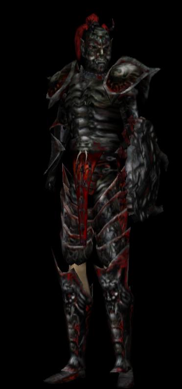 Daedric Armor (Morrowind) | Elder Scrolls | FANDOM powered