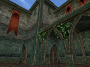 Mournhold Royal Palace Guards' Quarters Exterior