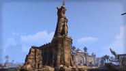 Port Hunding Statue