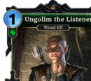 Ungolim, the Listener