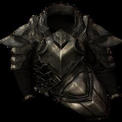 Эбонитовая броня (Skyrim)