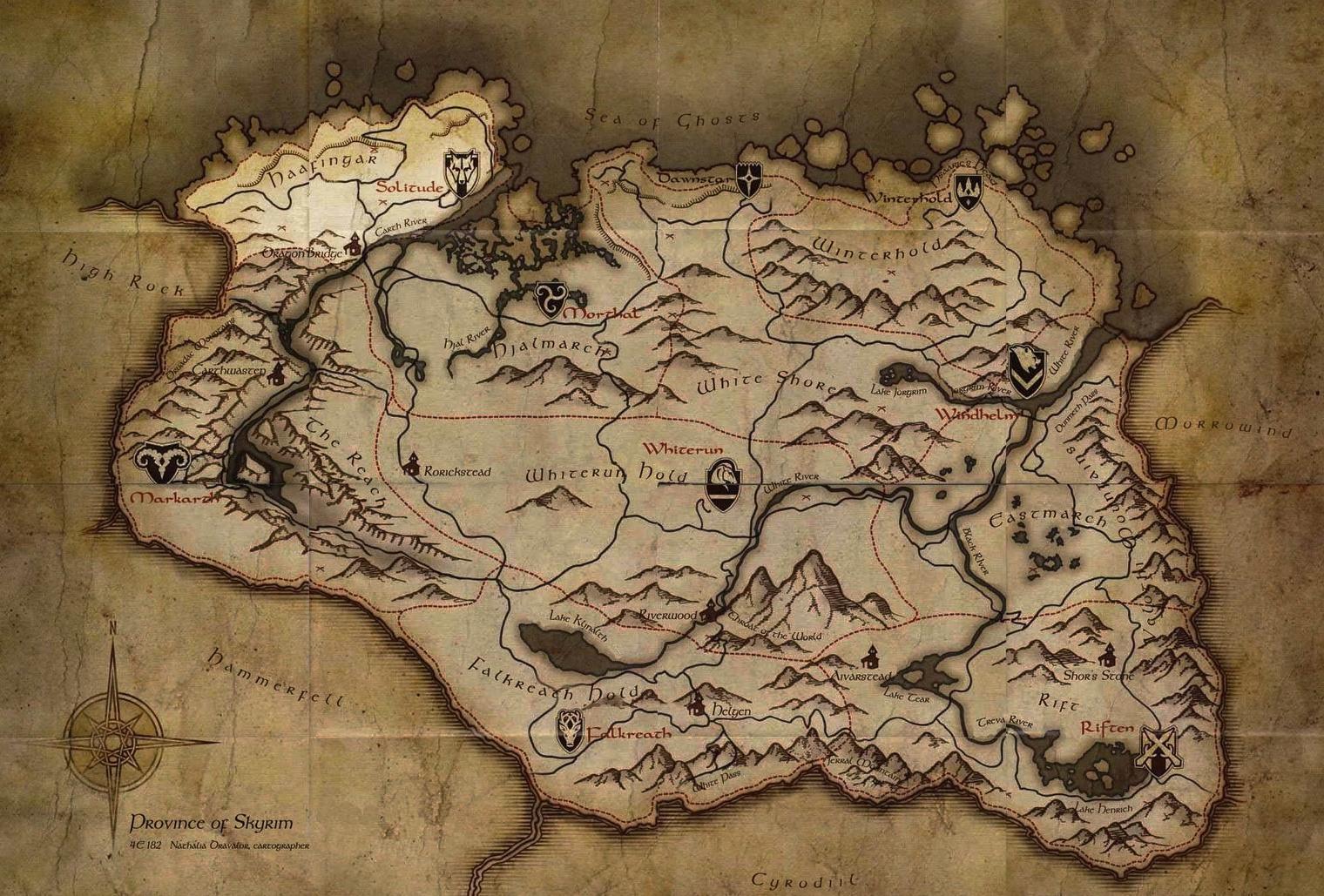 Haafingar  Elder Scrolls  FANDOM powered by Wikia