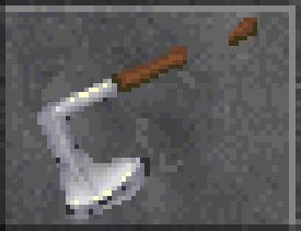 Silver Battle Axe (Daggerfall).png