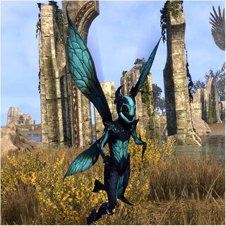 Turquoise Nixad z gry The Elder Scrolls Online