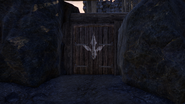 Vivec City Outlaws Refuge Main Entrance