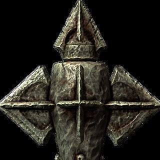 Przykład żelaznej broni