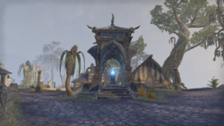 Дорожное святилище Штормхолда