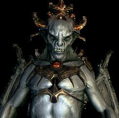 Лорд Харкон — портрет (вампир-лорд)