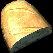 Половина хлеба