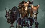 Creation Club Pets of Skyrim