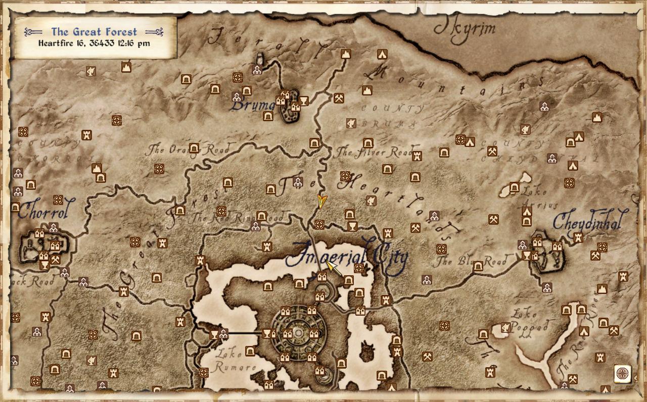 The Thief Stone (Oblivion) | Elder Scrolls | Fandom on oblivion film location, oblivion houses, oblivion menu, pilgrimage oblivion elder scrolls wayshrine location, oblivion map size, oblivion pilgrimage wayshrines map, oblivion cyrodiil map,