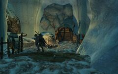 Жители пещеры