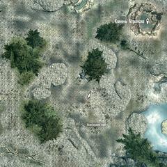 Камень Атронаха (план)