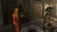 Марамал проповедует учение Мары в таверне Пчела и жало