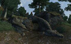 Неотмеченная пещера