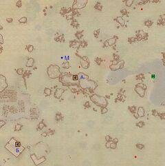 Пещера Песчаник (экстерьер). План