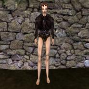 Простая рубашка (Morrowind) 19 (жен)