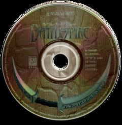 Battlespire cover