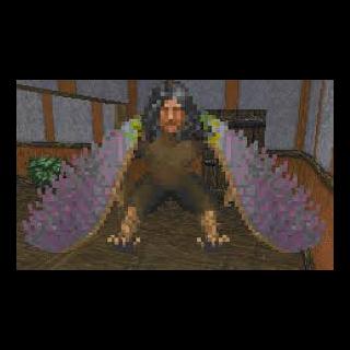 Harpia z gry The Elder Scrolls II: Daggerfall