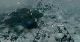 Luce di Stendarr Mappa